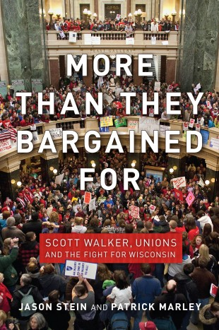 Books about Governor Scott Walker, Wisconsin Unions